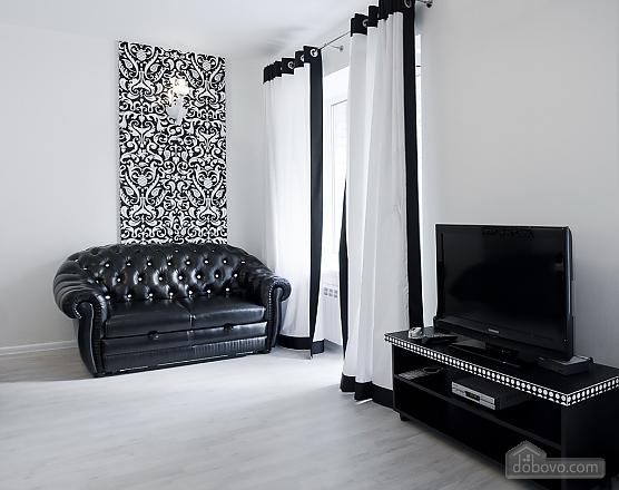 Studio Black&White apartment with balcony, Studio (69265), 002