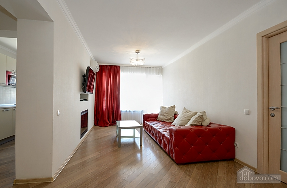 Spacious superior one-bedroom apartment with king-size bed, Zweizimmerwohnung (46815), 009