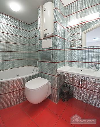 Pink spacious studio apartment with jacuzzi and balcony, Studio (91979), 005