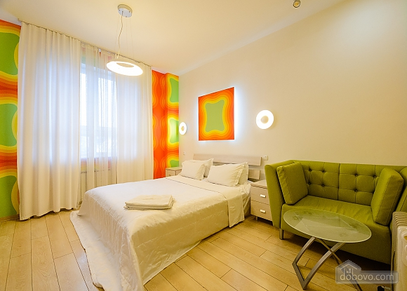 Top floor Orange double room with jacuzzi, Studio (92045), 001