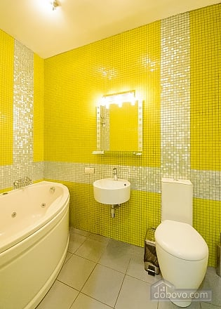 Top floor Orange double room with jacuzzi, Studio (92045), 002