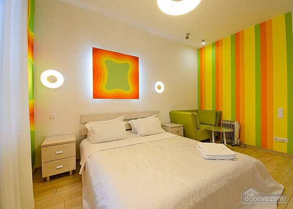 Top floor Orange double room with jacuzzi, Studio (92045), 005