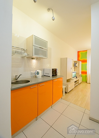 Top floor Orange double room with jacuzzi, Studio (92045), 009