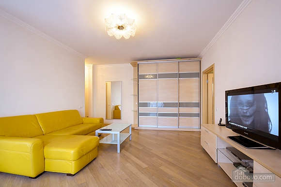 Superior one-bedroom jacuzzi apartment with kitchen and balcony , Un chambre (92177), 008