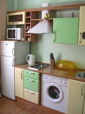 Затишні апартаменти, 1-кімнатна, 003