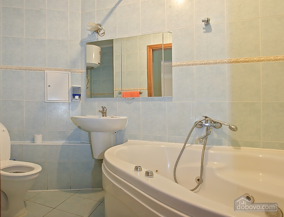 First floor one-bedroom large apartment with bathtub, Un chambre (92375), 009