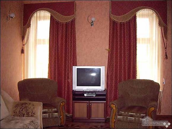 Квартира затишна і тиха, 1-кімнатна (71177), 004