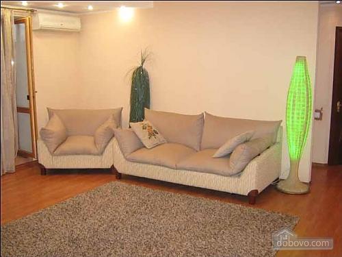 Современные люкс апартаменты, 3х-комнатная (49122), 001