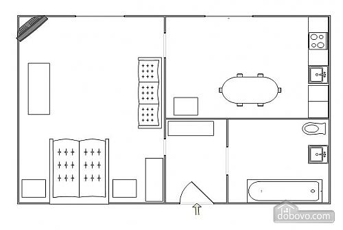 24 Стрилецкая, 1-комнатная (94682), 004