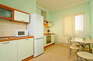 Apartment on Lukianivska metro station, Un chambre, 004