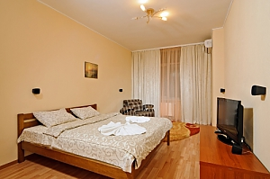 Apartment on Lukianivska metro station, Un chambre, 002