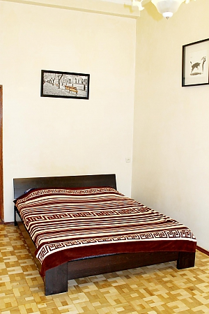 Квартира на Дерибасівській, 1-кімнатна, 001