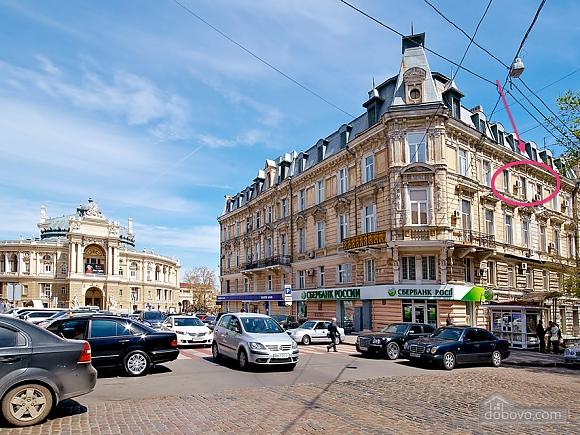 Квартира на Дерибасівській, 1-кімнатна (18526), 013