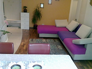 Apartment in a quiet district, Two Bedroom, 002