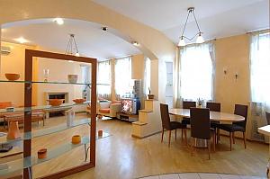 Penthouse with a sauna at Nezalezhnosti square, Due Camere, 003