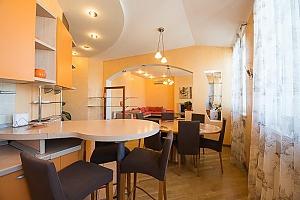 Penthouse with a sauna at Nezalezhnosti square, Due Camere, 017