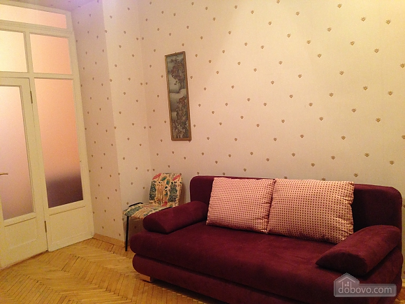 Nice apartment in the center with Wi-Fi for 5 people, Zweizimmerwohnung (19854), 002