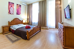 Apartment in the center of Kiev, Monolocale, 004