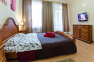 Apartment in the center of Kiev, Monolocale, 003