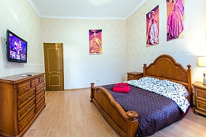 Apartment in the center of Kiev, Monolocale, 002