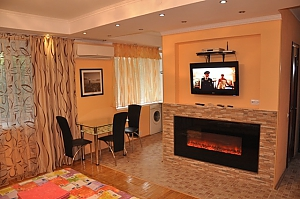 Apartment near Pecherska metro station, Studio, 004