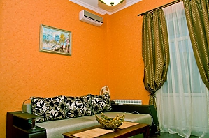 Apartment on Maidan Nezalezhnosti, Un chambre, 001