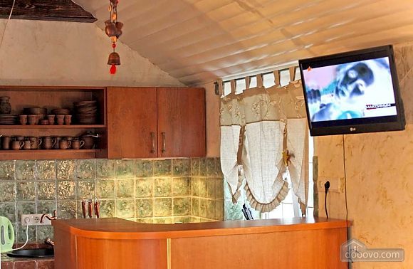 Апартамент Chalet в с. Молодежное, 1-комнатная (73962), 018
