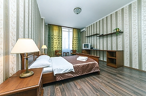 Hotel suit/apt, Monolocale, 001