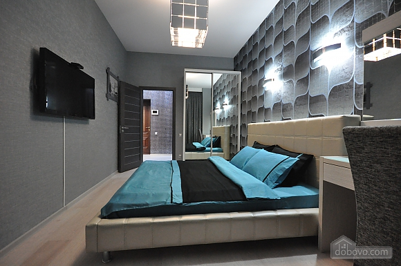 Bright stylish apartment with jacuzzi in new building in the center of Odessa, One Bedroom (30751), 001
