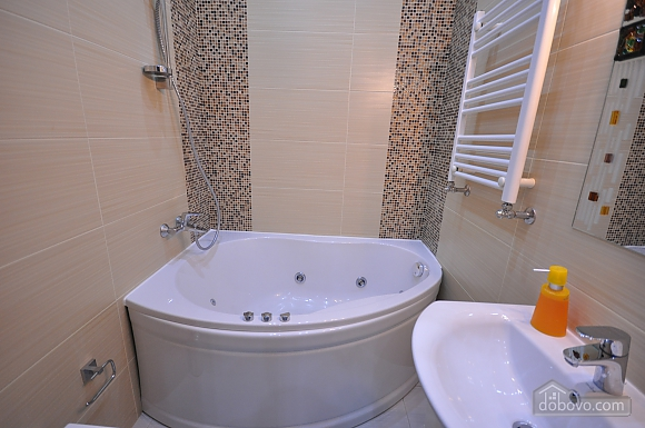 Bright stylish apartment with jacuzzi in new building in the center of Odessa, One Bedroom (30751), 003