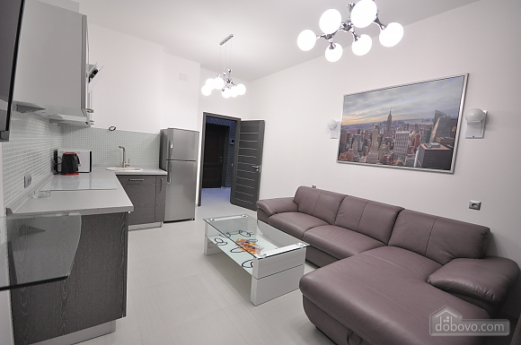 Bright stylish apartment with jacuzzi in new building in the center of Odessa, One Bedroom (30751), 007