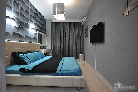 Bright stylish apartment with jacuzzi in new building in the center of Odessa, One Bedroom (30751), 008