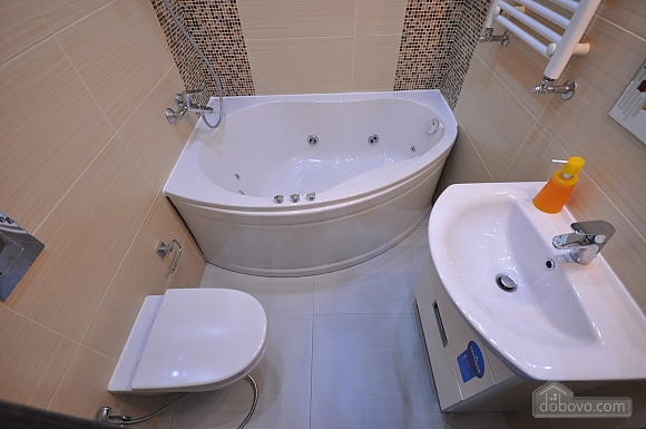Bright stylish apartment with jacuzzi in new building in the center of Odessa, One Bedroom (30751), 011