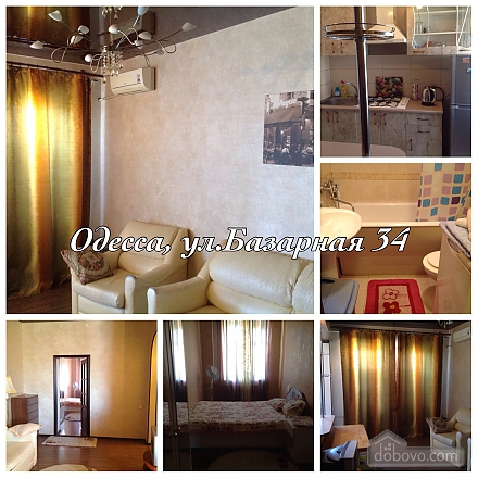 Apartment in 10-minute walk to the beach, Un chambre (95581), 002