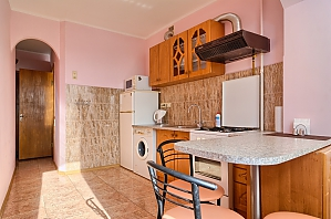 Cozy apartment near the metro Olimpiyskiy, Monolocale, 003