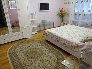 Квартира для затишного і тихого відпочинку, 1-кімнатна, 002