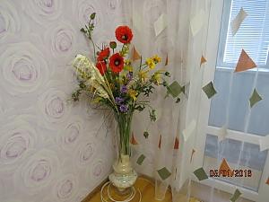 Квартира для затишного і тихого відпочинку, 1-кімнатна, 004