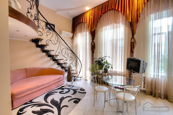 Гарна дворівнева квартира, 1-кімнатна (91306), 002
