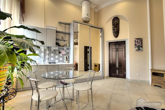 Гарна дворівнева квартира, 1-кімнатна (91306), 006