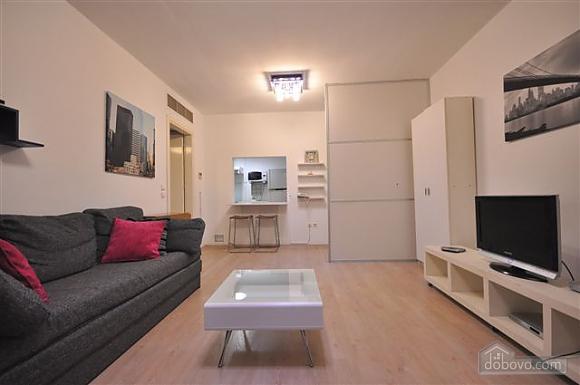 Apartment in the center near City Garden, Un chambre (42103), 001