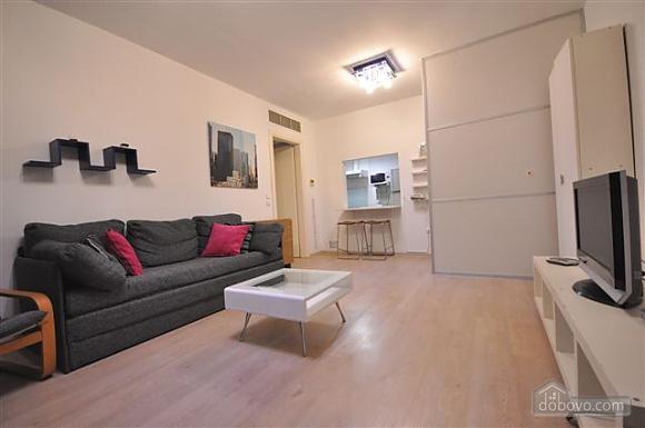 Apartment in the center near City Garden, Un chambre (42103), 002