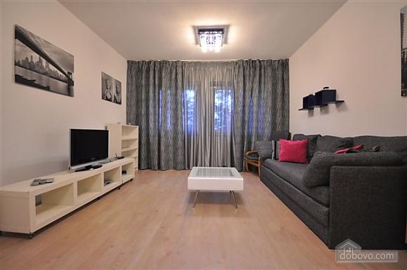 Apartment in the center near City Garden, Un chambre (42103), 003