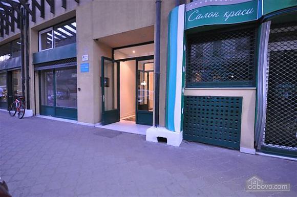 Apartment in the center near City Garden, Un chambre (42103), 011