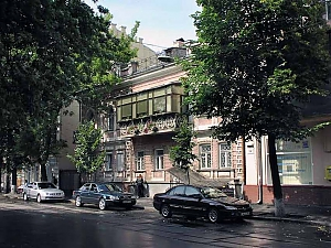Apartment on the center of Podil, Monolocale, 008