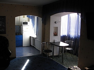 Apartment in blue tones, Monolocale, 004