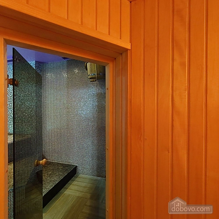 Apartment with a sauna and a swimming pool, One Bedroom (30237), 004