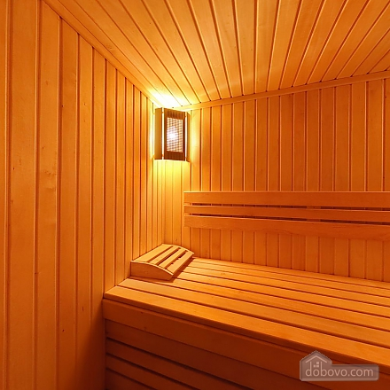Apartment with a sauna and a swimming pool, One Bedroom (30237), 007