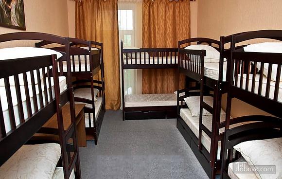 Новый комфортный хостел, 1-комнатная (52432), 009