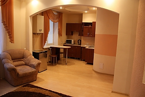 Apartment with air conditioning and WI FI, Un chambre, 003