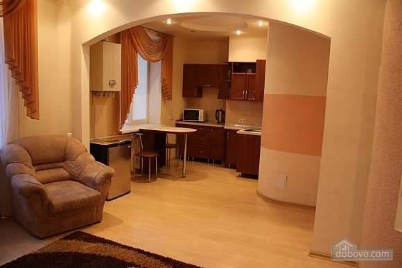 Apartment with air conditioning and WI FI, Una Camera (27081), 003